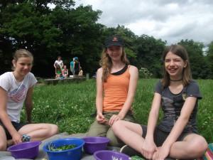 Mädchenwaldcamp