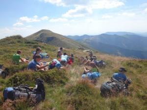 Wildnistour Rumänien 3