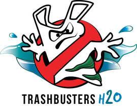 Trashbusters Logo