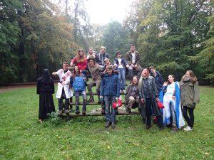 Zombie Gruppenbild