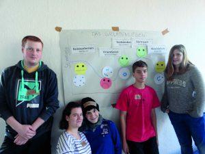Die Gruppenphasen, werden beim ruppenleiter Lehrgang vorgestellt