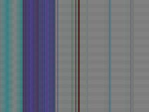 Bild mit STreifen, sieht nach kaputt aus